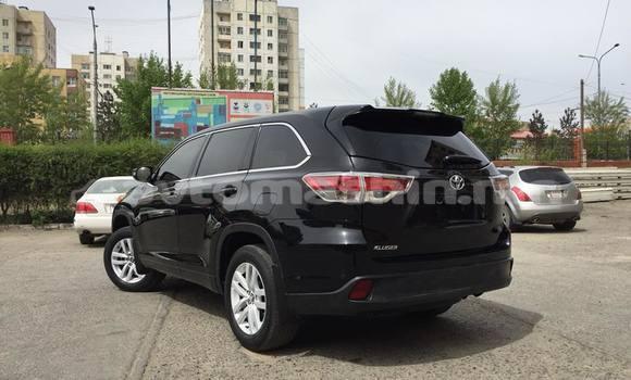 Buy Used Toyota Highlander Black Car in Ulaanbaatar in Ulaanbaatar