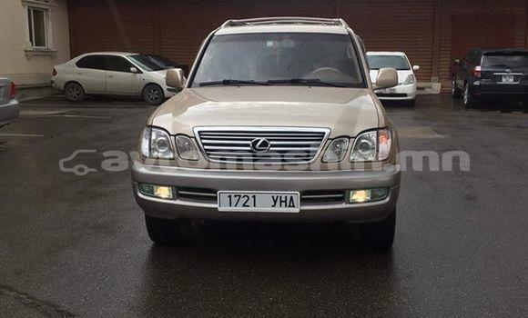 Buy Used Lexus LX Brown Car in Ulaanbaatar in Ulaanbaatar