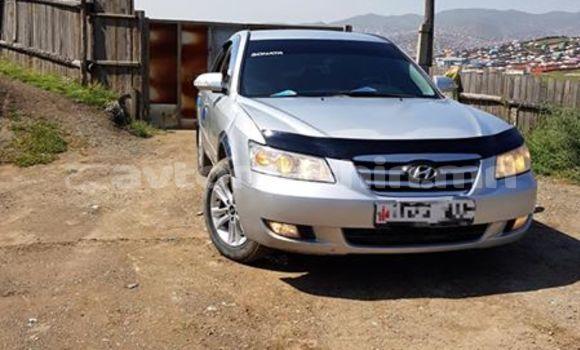 Buy Used Hyundai Sonata Silver Car in Ulaanbaatar in Ulaanbaatar