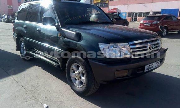 Buy Used Toyota Land Cruiser Green Car in Ulaanbaatar in Ulaanbaatar
