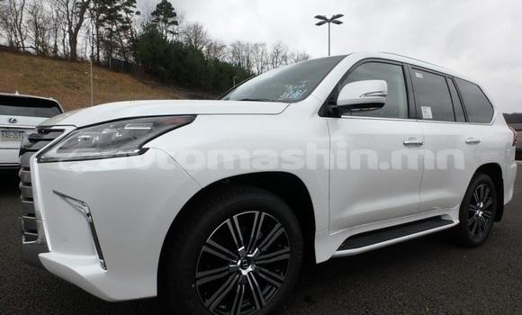 Buy Used Lexus LX White Car in Ulaanbaatar in Ulaanbaatar