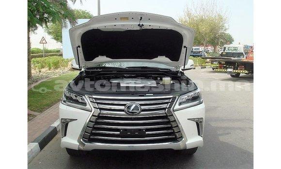 Buy Used Lexus LX 570 White Car in Baruun–Urt in Suhbaatar