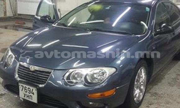 Buy Used Chrysler 300 Silver Car in Ulaanbaatar in Ulaanbaatar