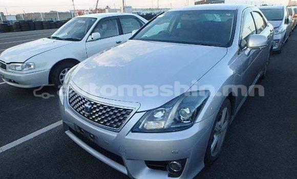 Buy Used Toyota Crown Silver Car in Ulaanbaatar in Ulaanbaatar