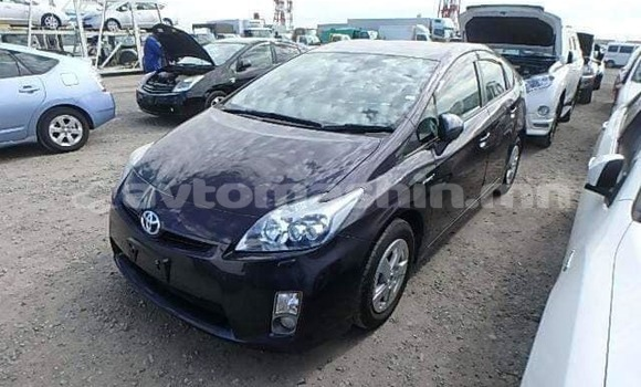 Buy Used Toyota Prius Black Car in Ulaanbaatar in Ulaanbaatar