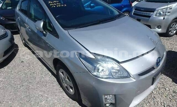 Buy Used Toyota Prius Silver Car in Ulaanbaatar in Ulaanbaatar