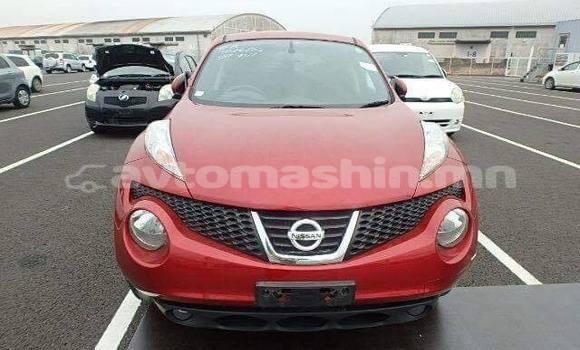 Buy Used Nissan Juke Red Car in Ulaanbaatar in Ulaanbaatar