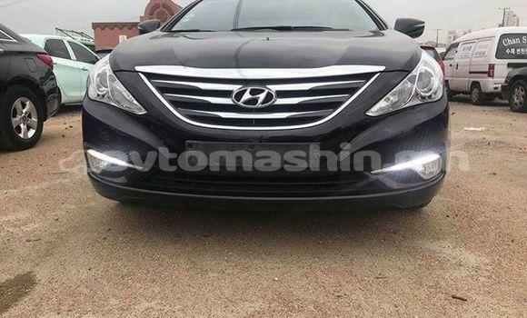 Buy Used Hyundai Sonata Black Car in Ulaanbaatar in Ulaanbaatar