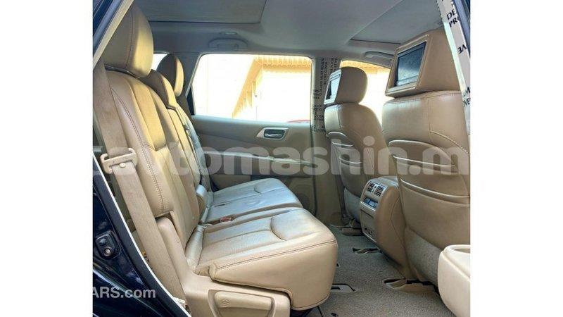Big with watermark nissan pathfinder arhangaj import dubai 3481
