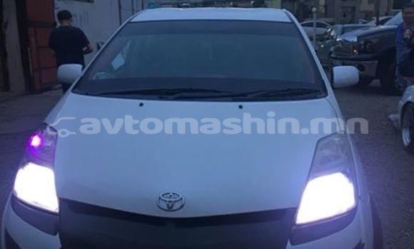 Buy Used Toyota Prius White Car in Ulaanbaatar in Ulaanbaatar