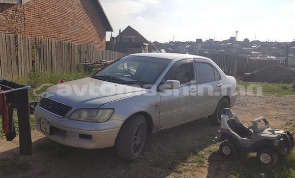 Buy Used Mitsubishi Lancer Silver Car in Ulaanbaatar in Ulaanbaatar